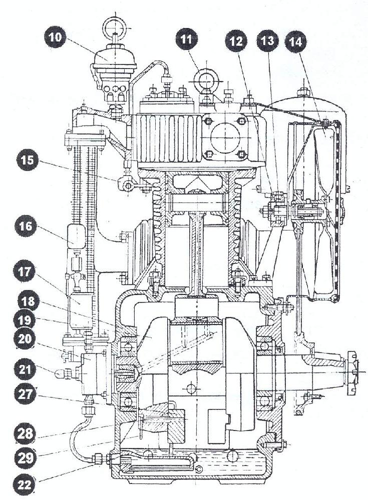руководство по эксплуатации компрессора кт-6 - фото 5